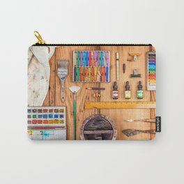 The Artist's Tools Carry-All Pouch