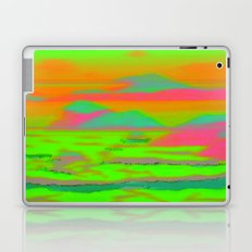 Sunset in the Realm Laptop & iPad Skin