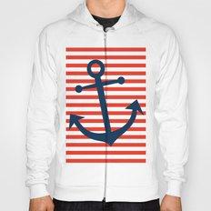 Nautical Anchor Hoody