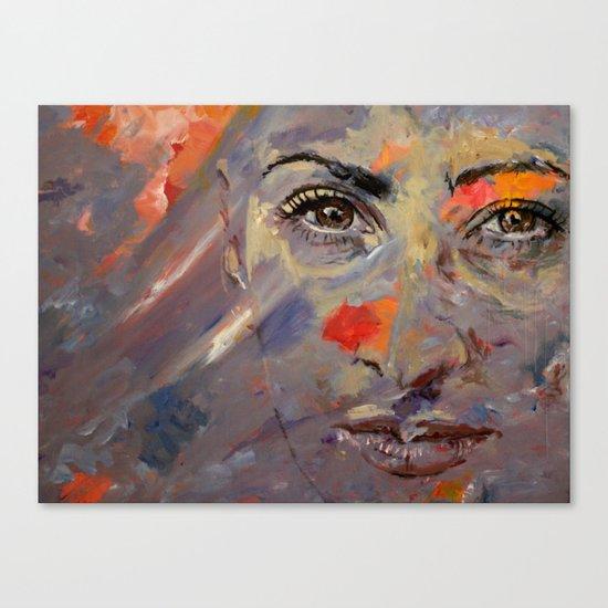 Berrin Canvas Print