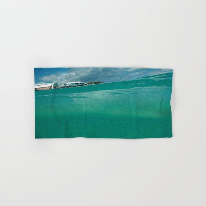 Turquoise Tide Hand & Bath Towel