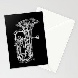 Euphonium Stationery Cards