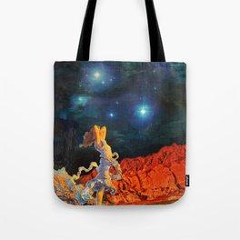 Earth Gazer Tote Bag