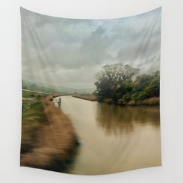 American River Wall Tapestry