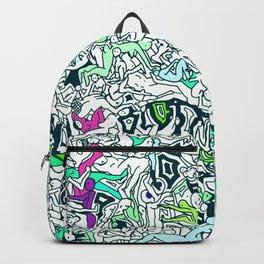 Kamasutra LOVE - Forest Green Backpack