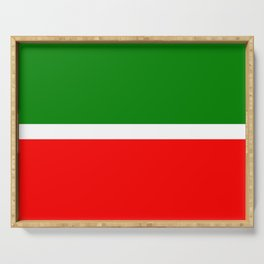 flag of Tatarstan Serving Tray