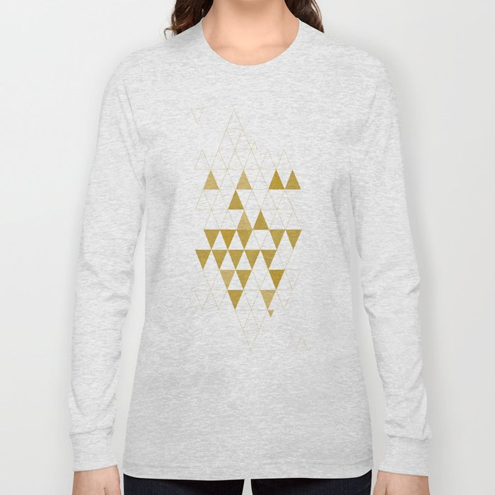 My Favorite Shape Long Sleeve T-shirt