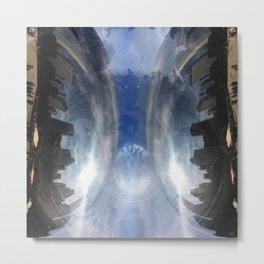 #Cloud #Gate - 20160603 Metal Print