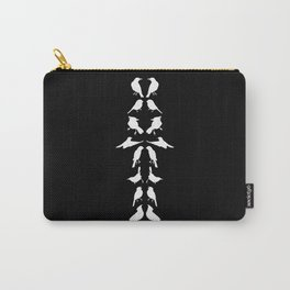 perching birds (midline) 2 Carry-All Pouch