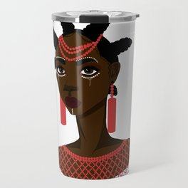 Nsukka woman Travel Mug