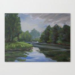 Bothell Landing II Canvas Print