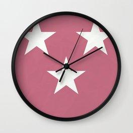 Macho Madness ver.2 Wall Clock