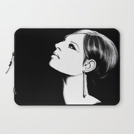 Barbra Streisand  Laptop Sleeve