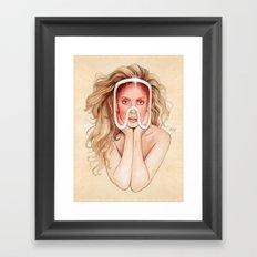 ARTPOP Era Framed Art Print