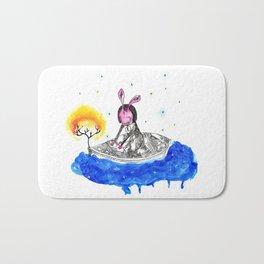 Light travel Bath Mat