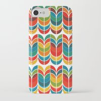 funky iPhone & iPod Cases featuring Tulip by Picomodi