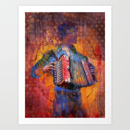 Cajun Country Art Print