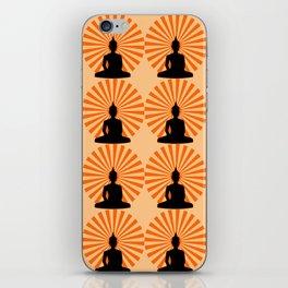 Buddha Dawn iPhone Skin
