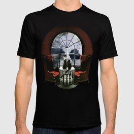 Room Skull T-shirt