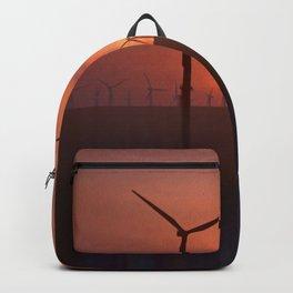 Clean Energy (Digital Art) Backpack