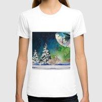 rabbit T-shirts featuring Rabbit by Cs025