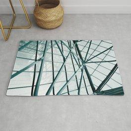Modern Abstract Mall Rug