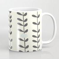 calendars Mugs featuring Leaf by Shabby Studios Design & Illustrations ..