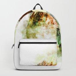 Horse Watercolor, Horse Print, Watercolor Print, Watercolor Animal, Horse Painting, Horse Gift Print Backpack