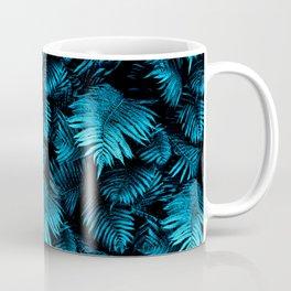 Enchanted Garden - A Fern Pattern Coffee Mug