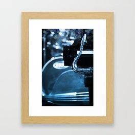 Jazz Quartet Framed Art Print
