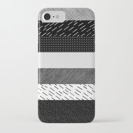 Pattern Mix iPhone Case