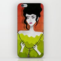 key iPhone & iPod Skins featuring Key by Phantasmagoria