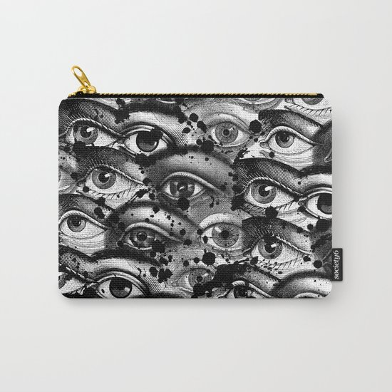 Watching You III Carry-All Pouch