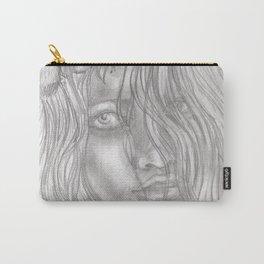 Goddess Flora Carry-All Pouch