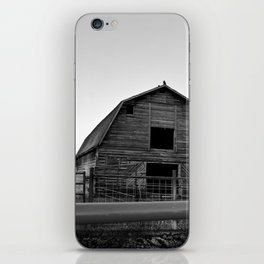 Grandpa's Barn iPhone Skin