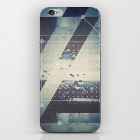 Drizzle iPhone & iPod Skin