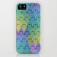 Shark Pattern iPhone (5, 5s) Slim Case
