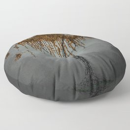 Lonely World Floor Pillow