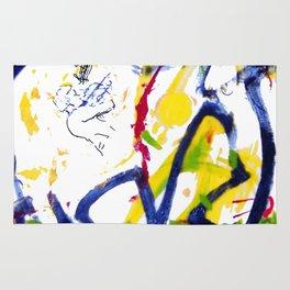 Vivaldi `Summer'   3rd Movement. Nigel Kennedy.     by Kay Lipton Rug