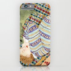 Picnic With Bunny Slim Case iPhone 6s