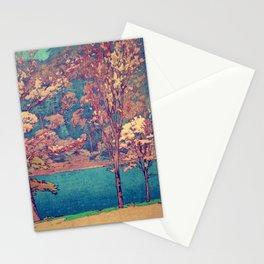Birth of a Season Stationery Cards