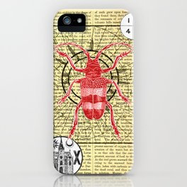 Our Earth and Its Story iPhone Case