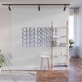 Clea Duvall Wall Mural