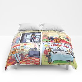 House of Beck Comforters