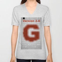 Version 2.0 Unisex V-Neck