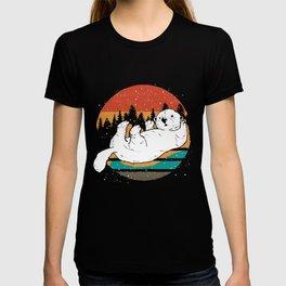 Retro Otter T-shirt