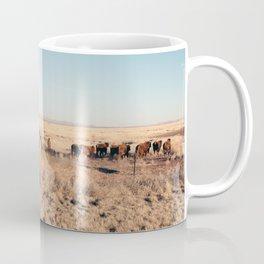 West Texas Stampede Coffee Mug