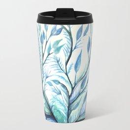Tree of Life (blues) Travel Mug