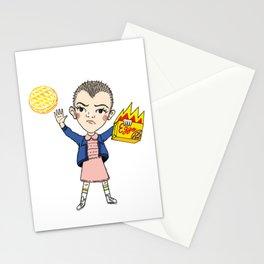 Eleven ST Stationery Cards