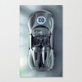 Super Car 02 Canvas Print